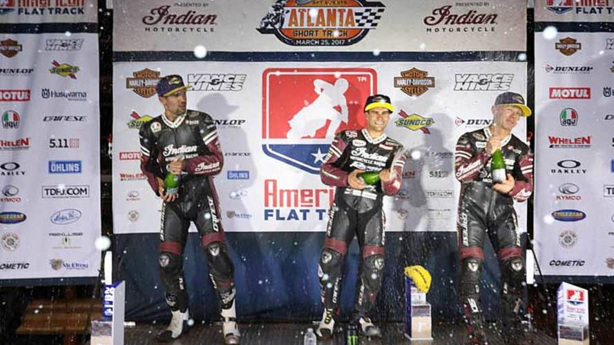 Mees and Indian Make It Two for Two at Atlanta