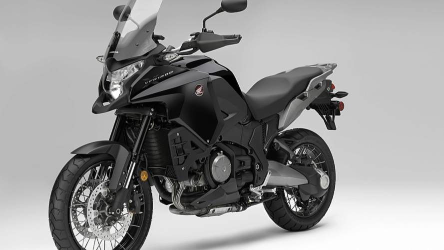 Honda Introduces the 2016 VFR 1200X Adventure Tourer