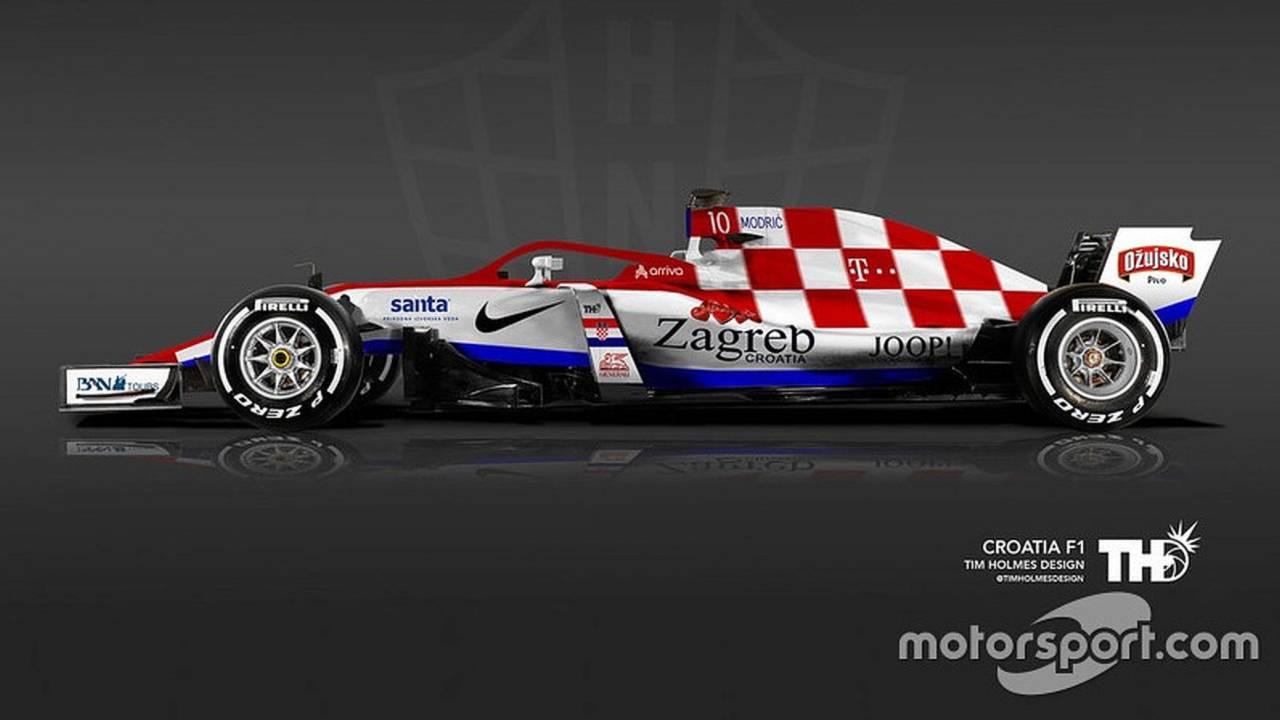 F1 Team Croácia