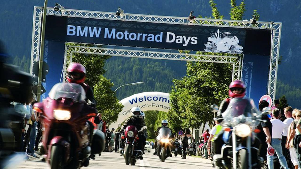BMW to Host 17th Annual Motorrad Days
