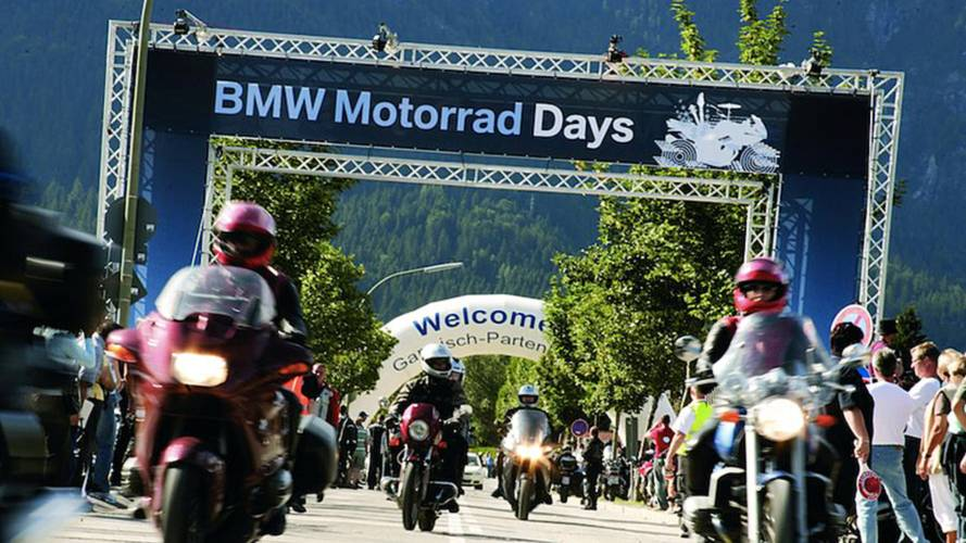 BMW to Host 17th Annual Motorrad Days