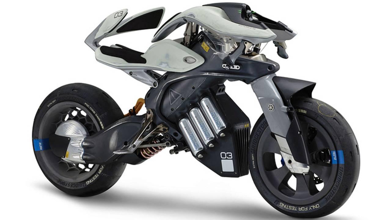 Yamaha Gets Weird for the Tokyo Motor Show