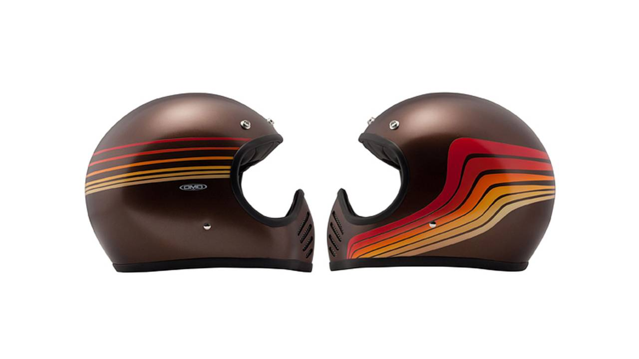 DMD Helmets Releases Seventy Five Waves model for its 40th Anniversary