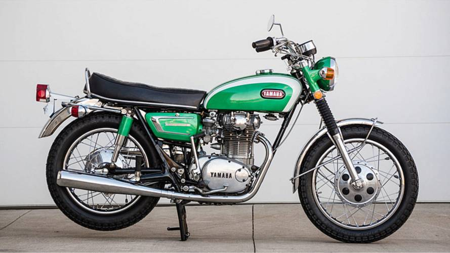The Iwata Bonneville: A Short History Of The Yamaha XS-1