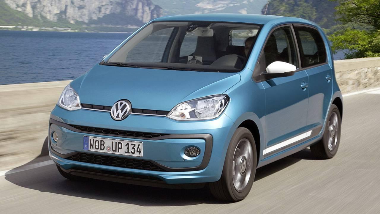 Kleinstwagen: VW Up dominiert