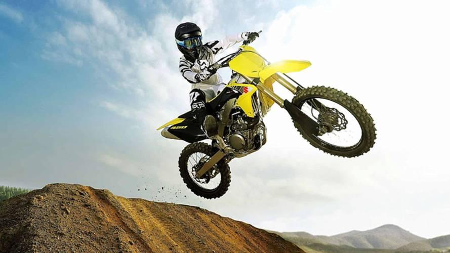 Suzuki Reveals 2018 RM-Z450 Motocrosser