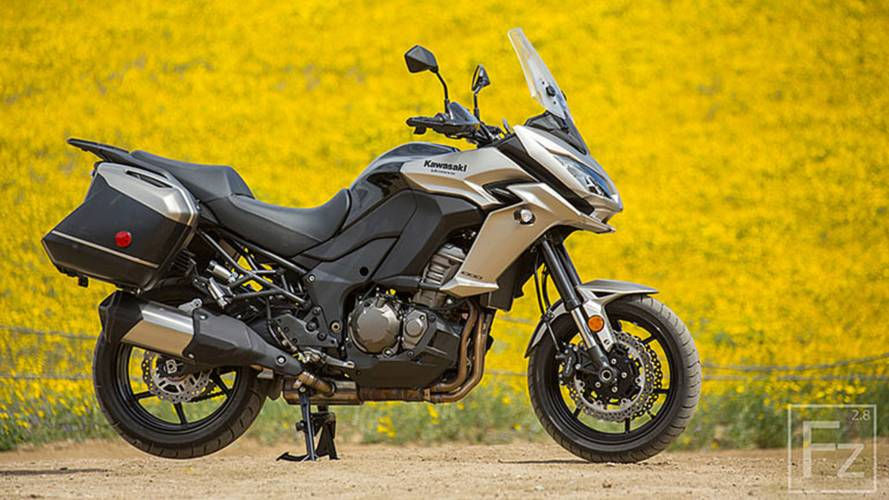 2016 Kawasaki Versys 1000 LT — Ride Review