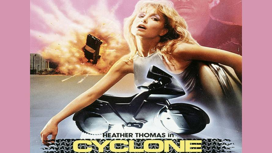 Cyclone (1987) - Moto Movie Review