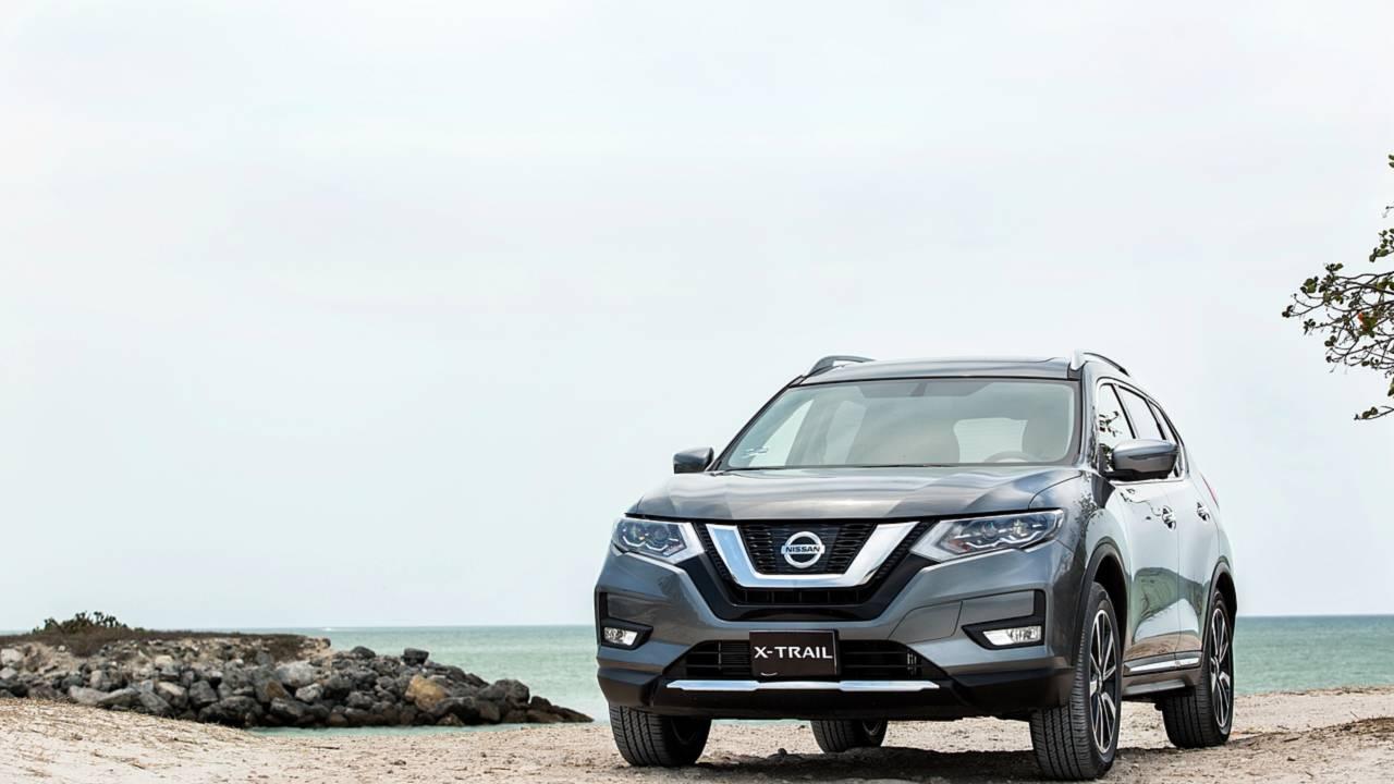 5. Nissan X-Trail / Rogue: 260.301 unidades