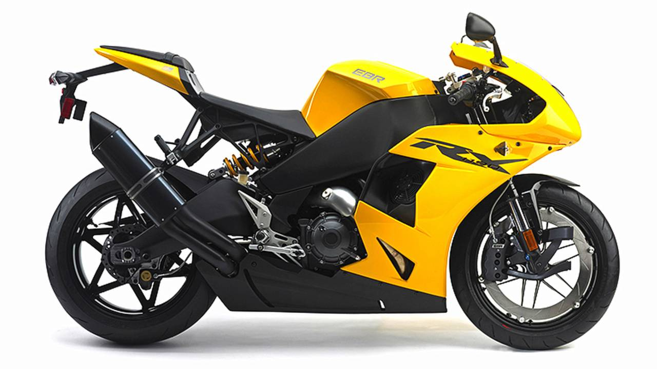 yellow motorcycle pic  What the Color of Your Motorcycle Says About You