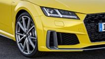 Audi TT Facelift 2018