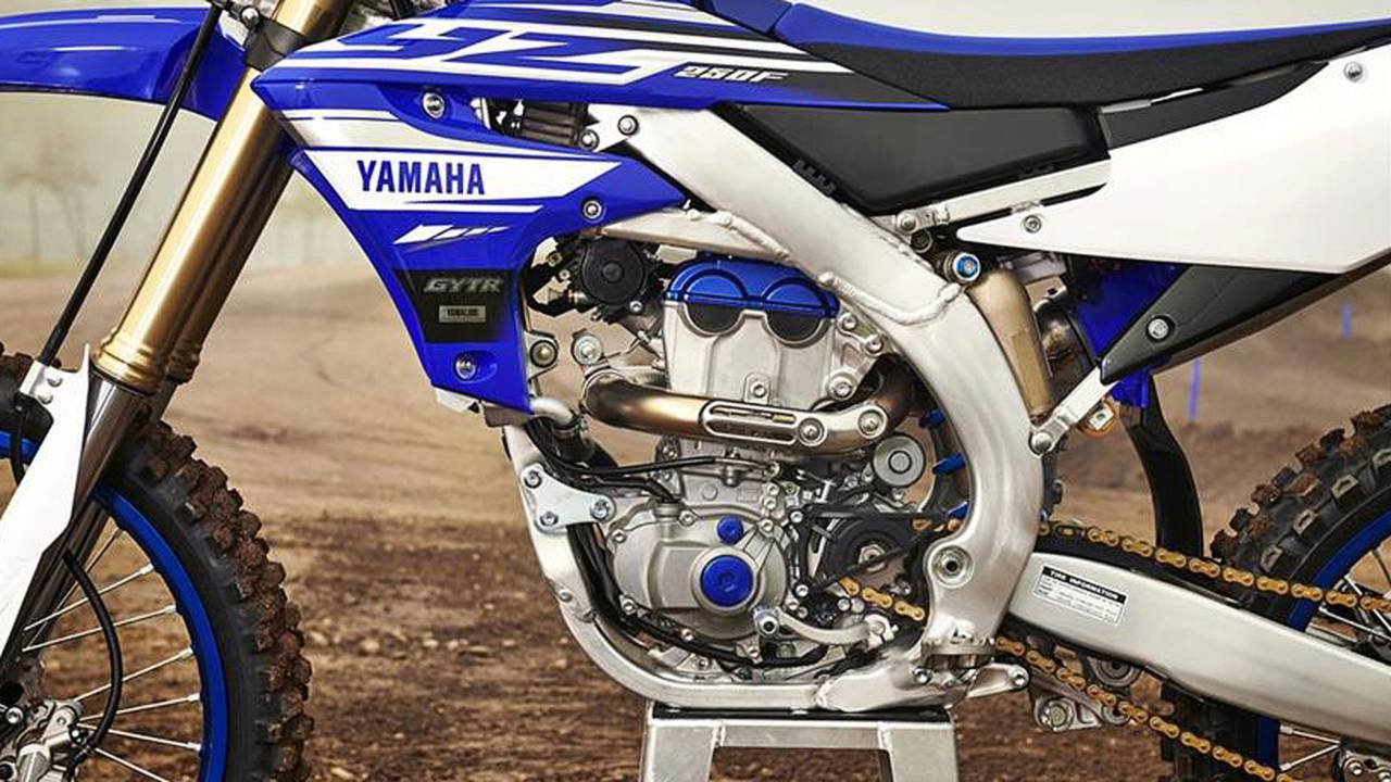 2019 yamaha yz250f new from the ground up. Black Bedroom Furniture Sets. Home Design Ideas