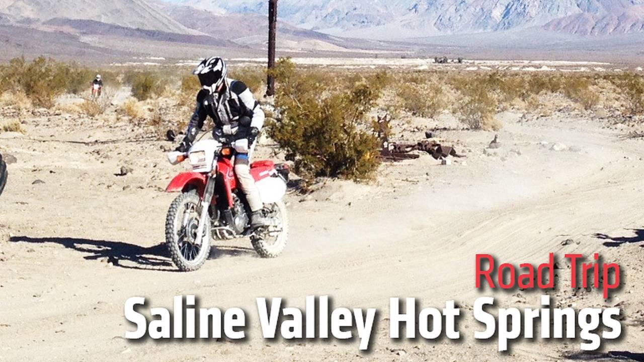 Road Trip: Saline Valley Hot Springs