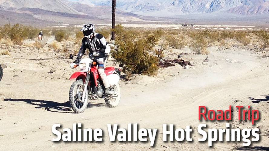 Road Trip: Saline Valley Hot Springs