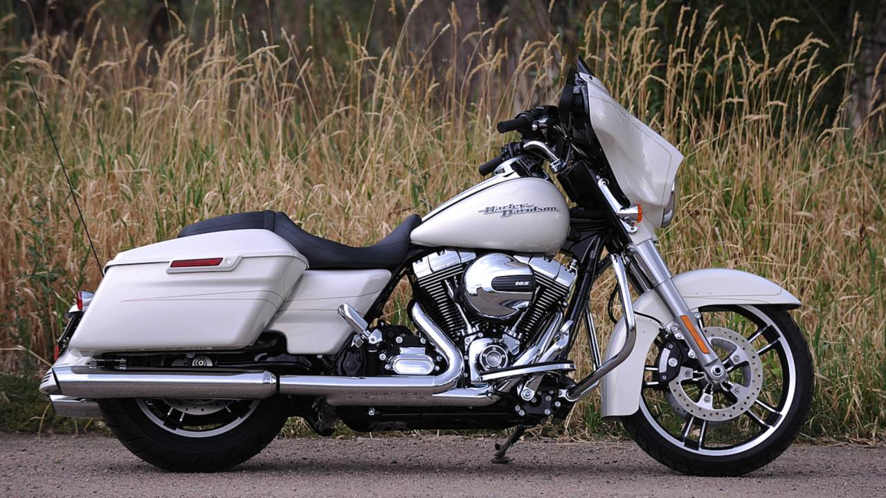 Rideapart Review 2014 Harley Davidson Touring Models 103 Wiring Diagram
