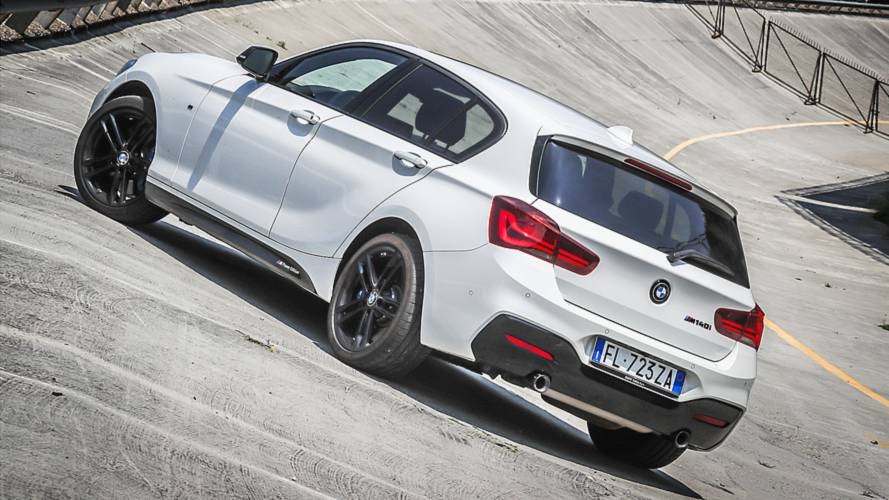 BMW Serie 1 M Power Edition, special dall'anima sportiva