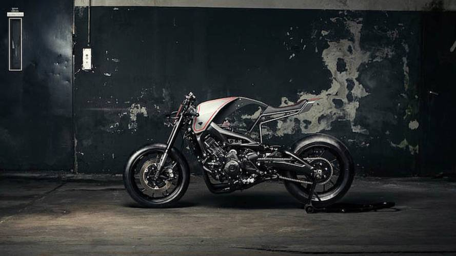 "RA's Bike Of The Week: The ""Son Of Time"" XSR 900 Æon"