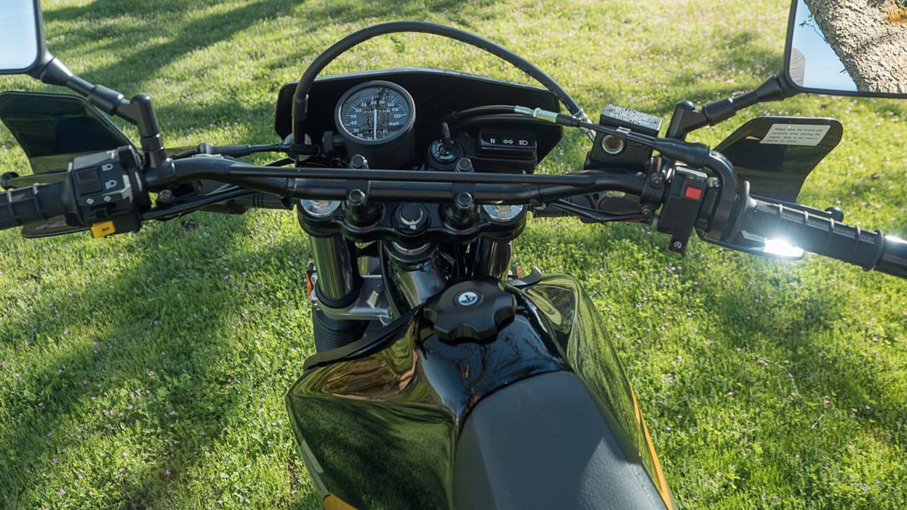 Ride Review: 2016 Suzuki DR650S