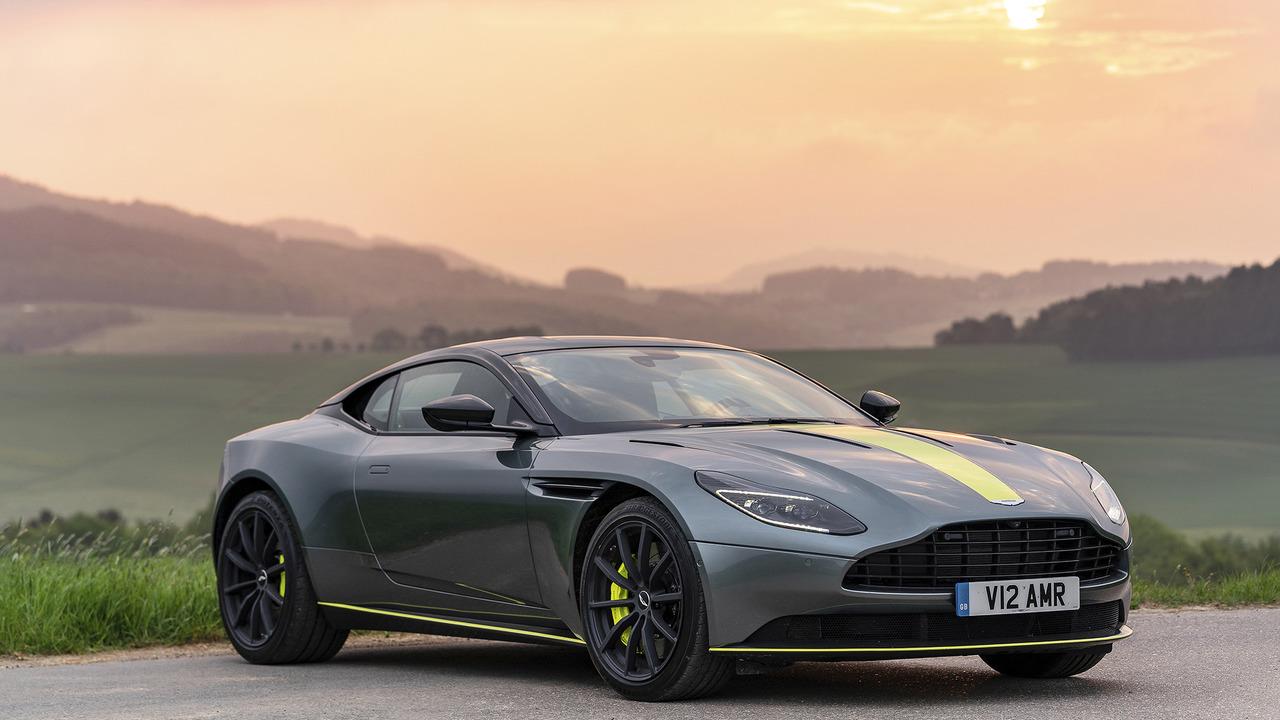 2019 Aston Martin Db11 Amr First Drive Rich Get Richer