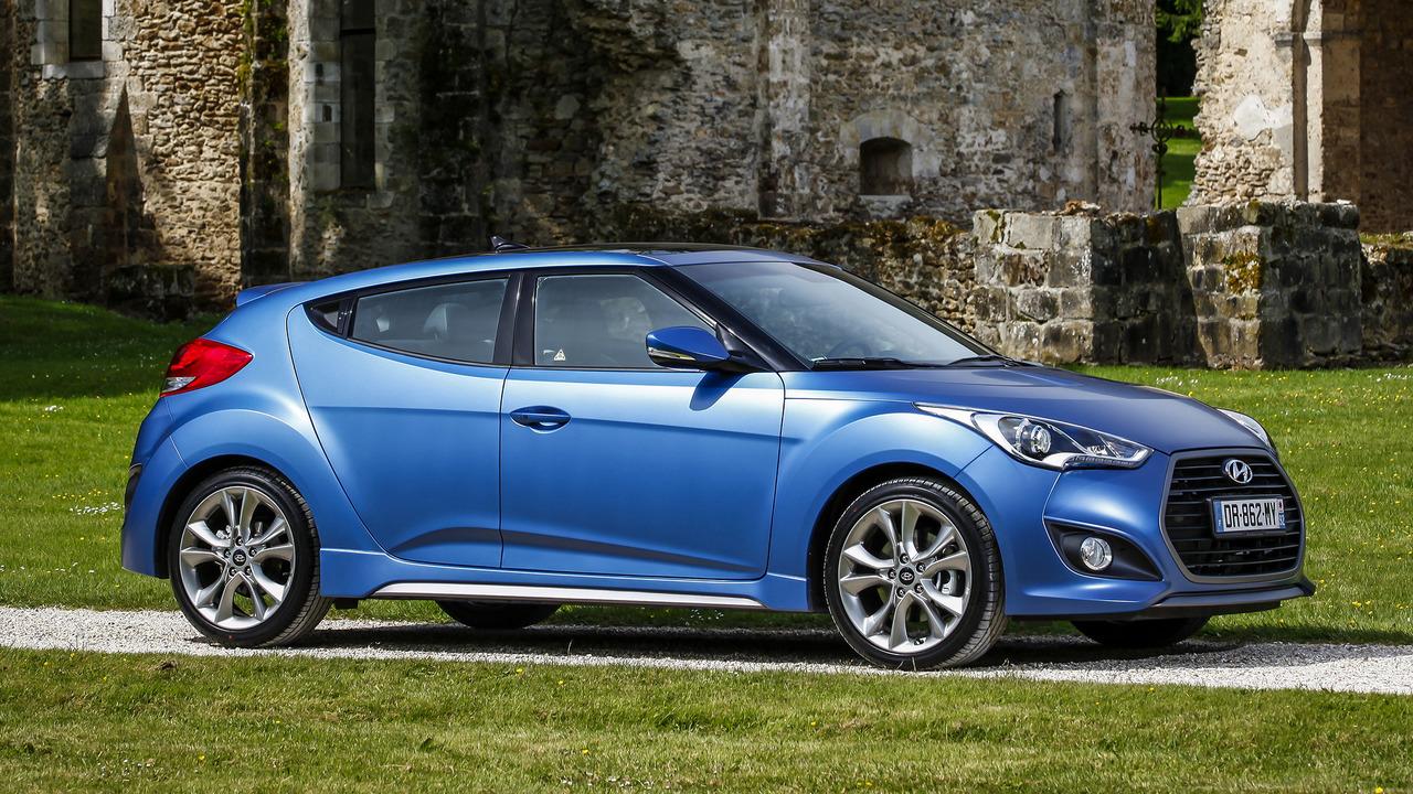 6. Hyundai Veloster