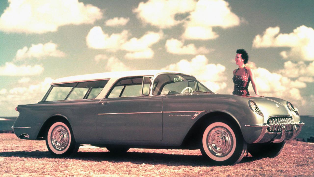 Chevrolet Corvette Nomad, 1954
