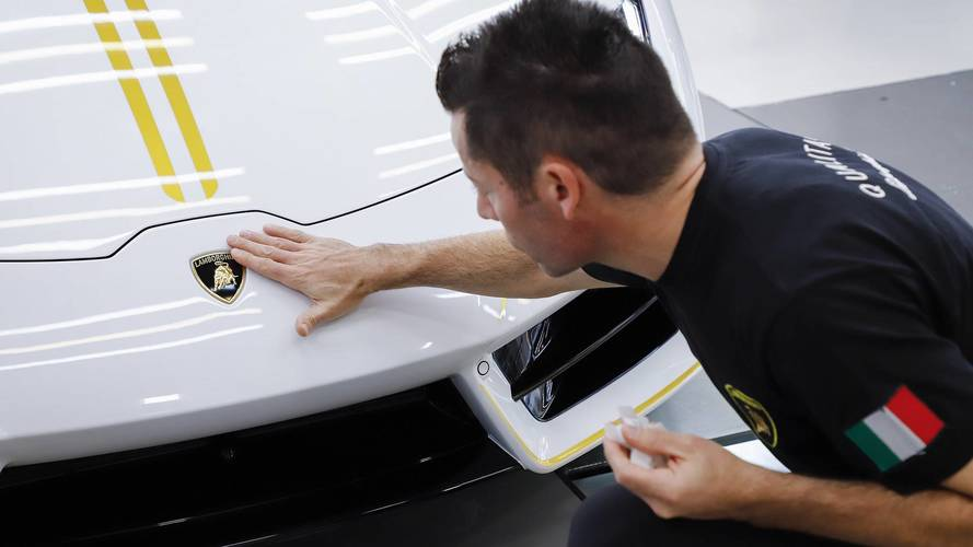 Lamborghini Huracan Pape