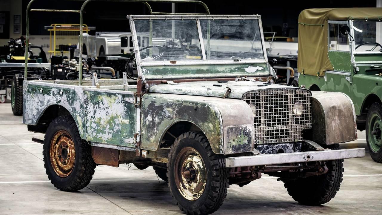 1948 Land Rover Prototype