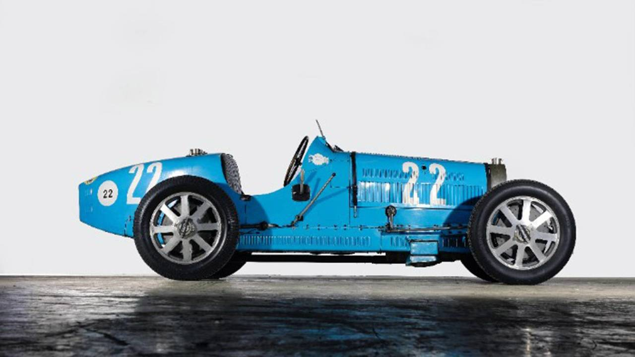 Bugatti Type 35B - 522'000 €