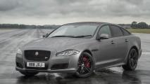 Platz 10: Jaguar XJR; Leistung: 575 PS