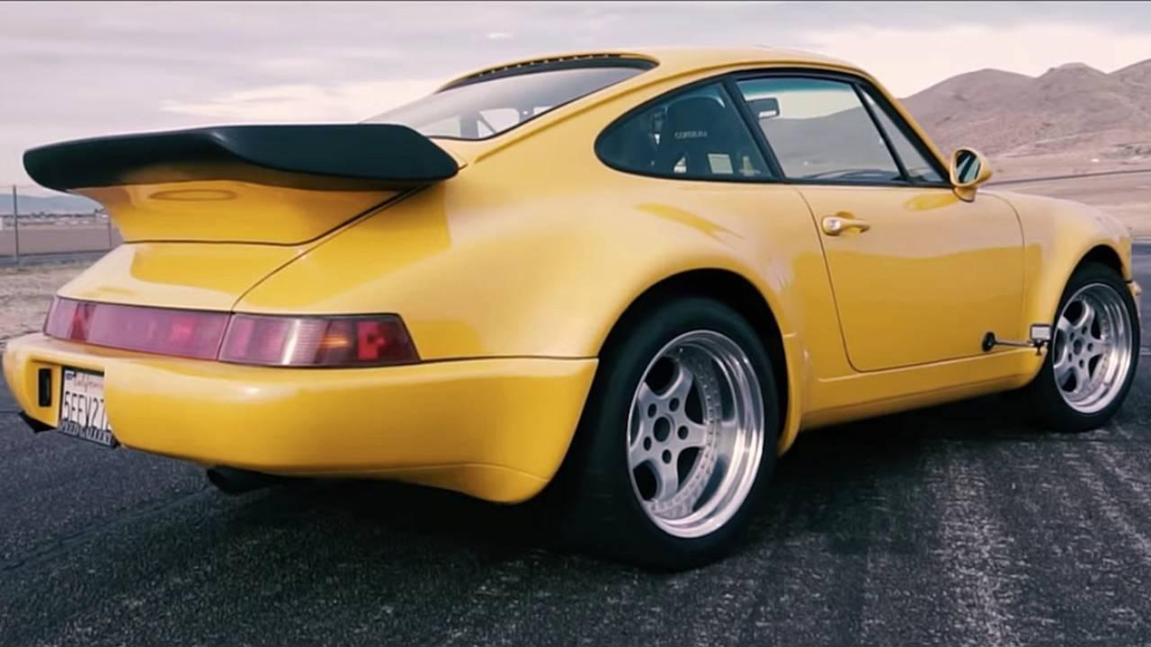 1975 Porsche 911 with LS6 engine 4 of 13 | Motor1 com Photos