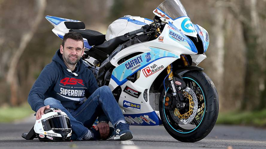 William Dunlop killed in Irish road race crash
