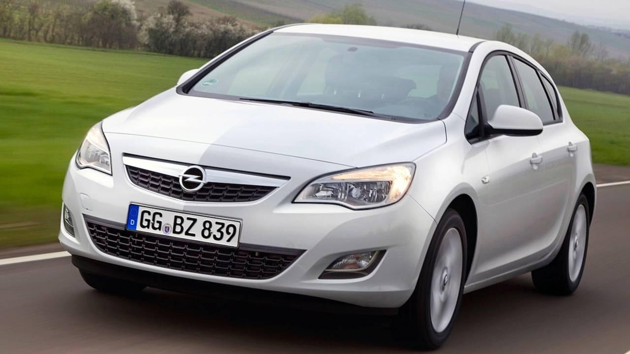 2010 - Opel Astra