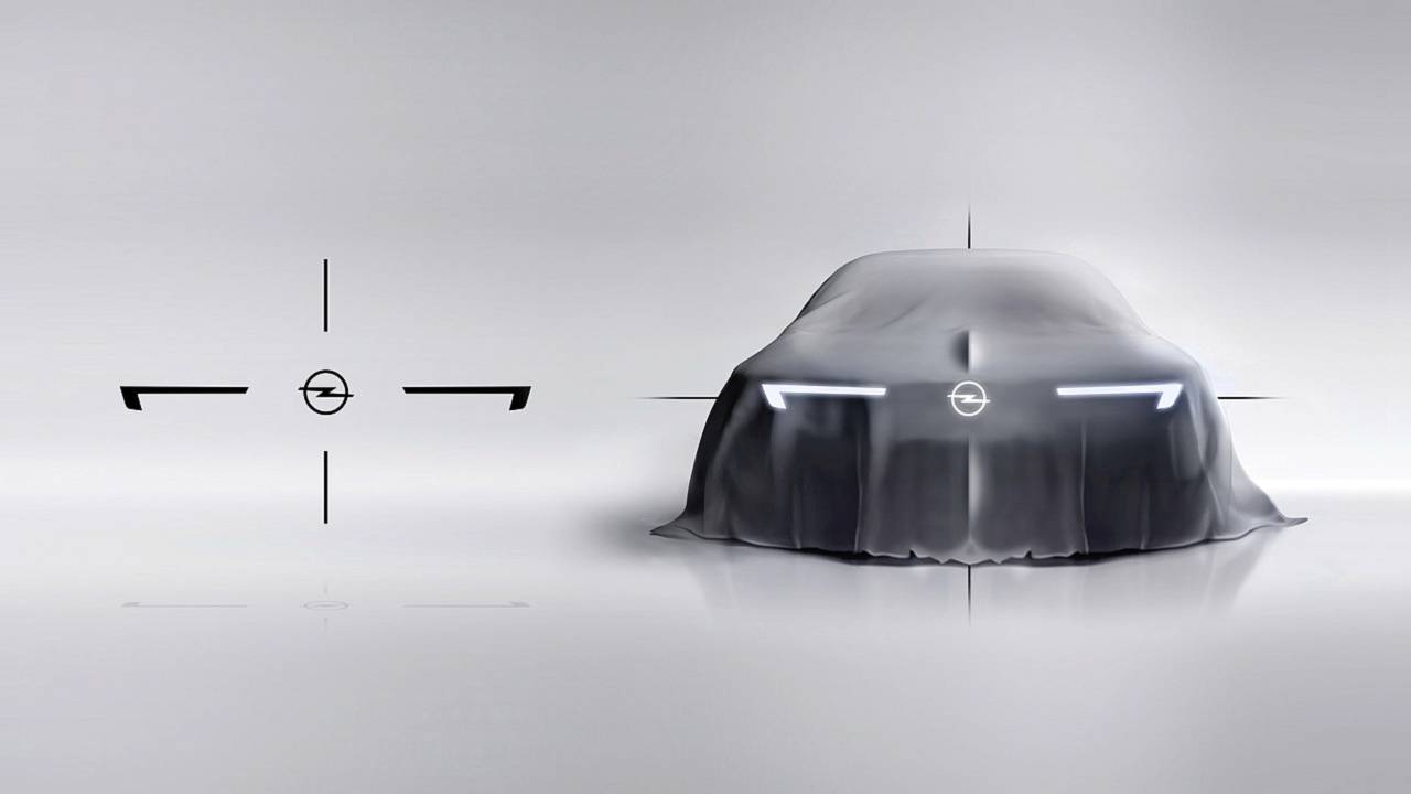 Opel design language teaser