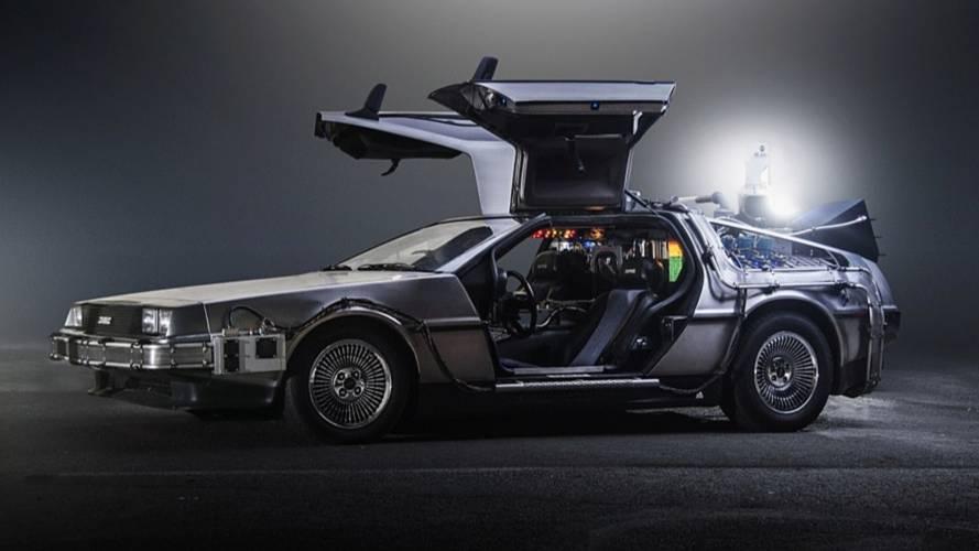 Автомобиль из «Назад в будущее» возродят с помощью электричества