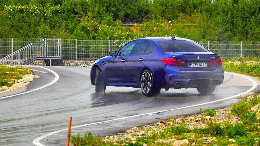 Egy hibás szenzor miatt 1600 M5-ös BMW-t hívnak vissza Amerikában