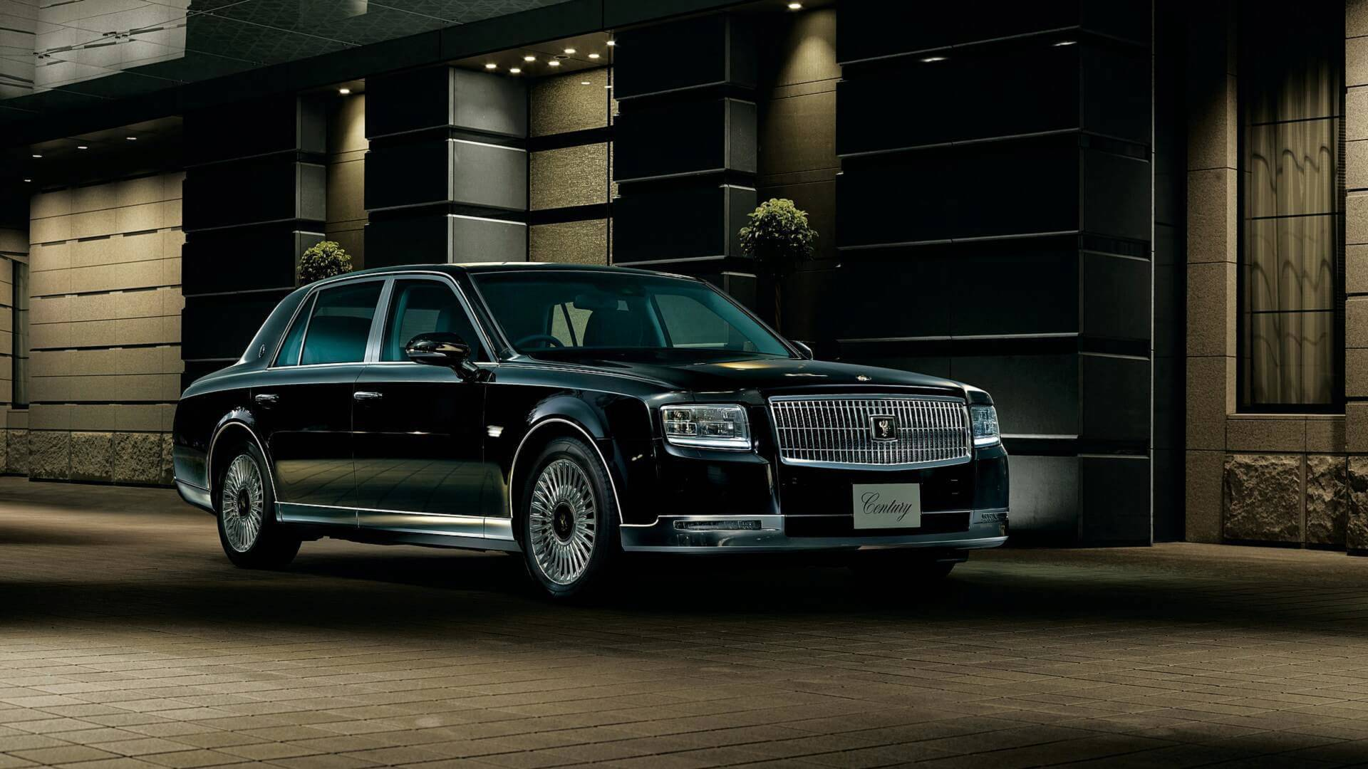 2018 Toyota Century Costs The Equivalent Of 178 183 In Japan