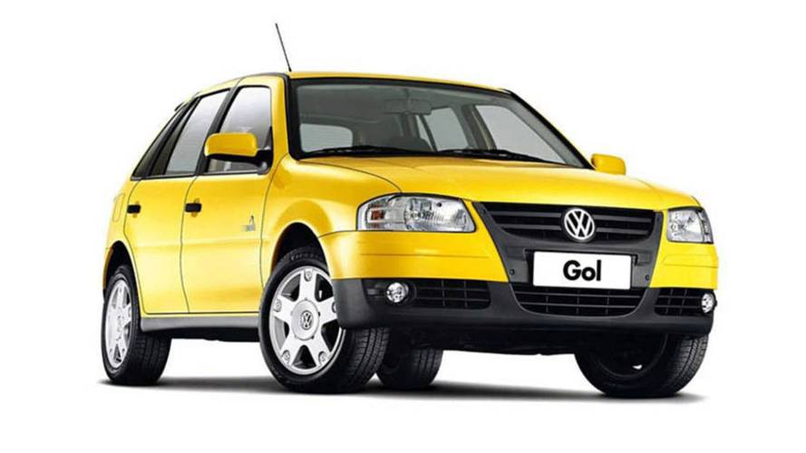 Volkswagen Gol Copa 2006