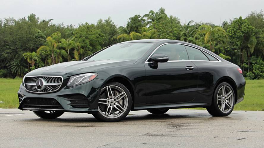 2018 Mercedes-Benz E-Class Coupe: Review