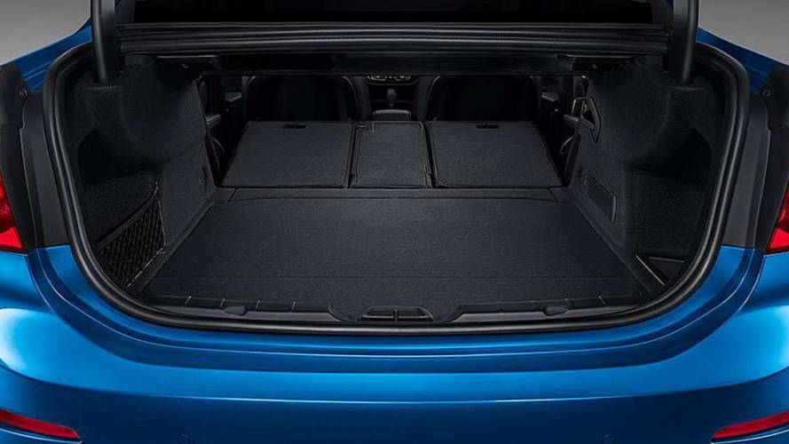 BMW Série 1 Sedan no México