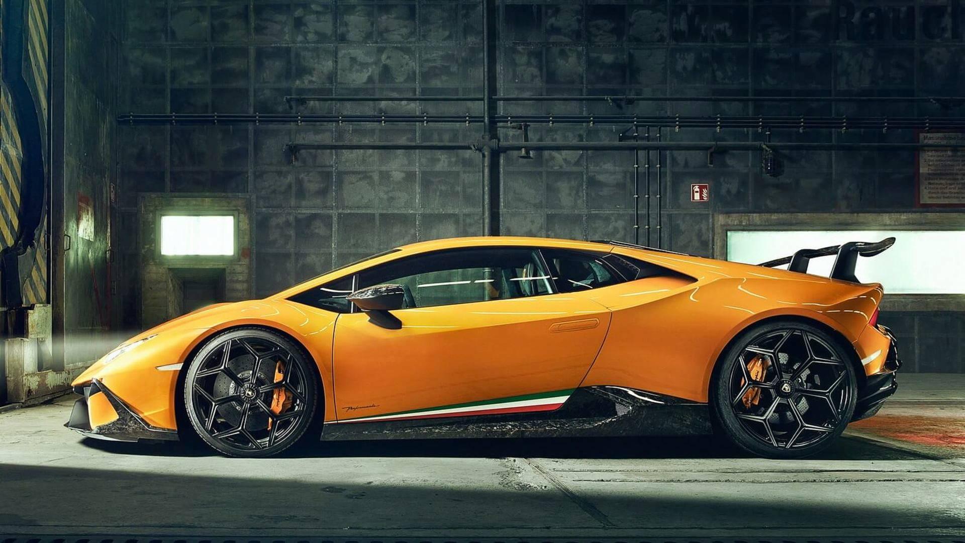 Lamborghini Huracan Performante By Novitec Is Tuning Perfection