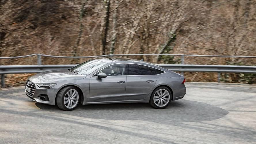 Essai Audi A7 Sportback 2018