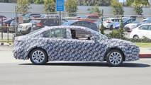 2020 Toyota Corolla Spy Photo
