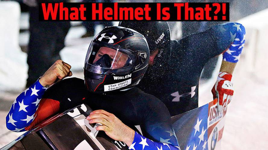 What Helmets Were Team USA Bobsledders Wearing In Sochi?