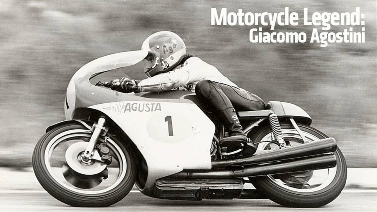 Motorcycle History: 50 Years Ago – Giacomo Agostini's World Championship Debut