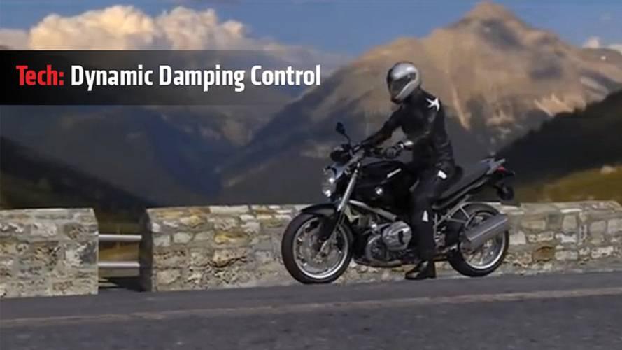 BMW Dynamic Damping Control