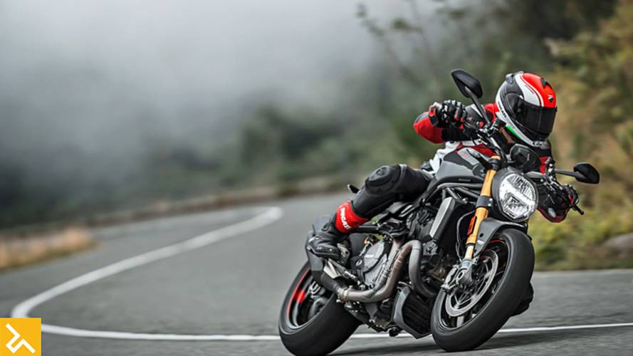 2017 Ducati Monster 1200 Series Looks Like Fun