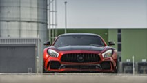 Prior Design Modifiyeli Mercedes-AMG GT S