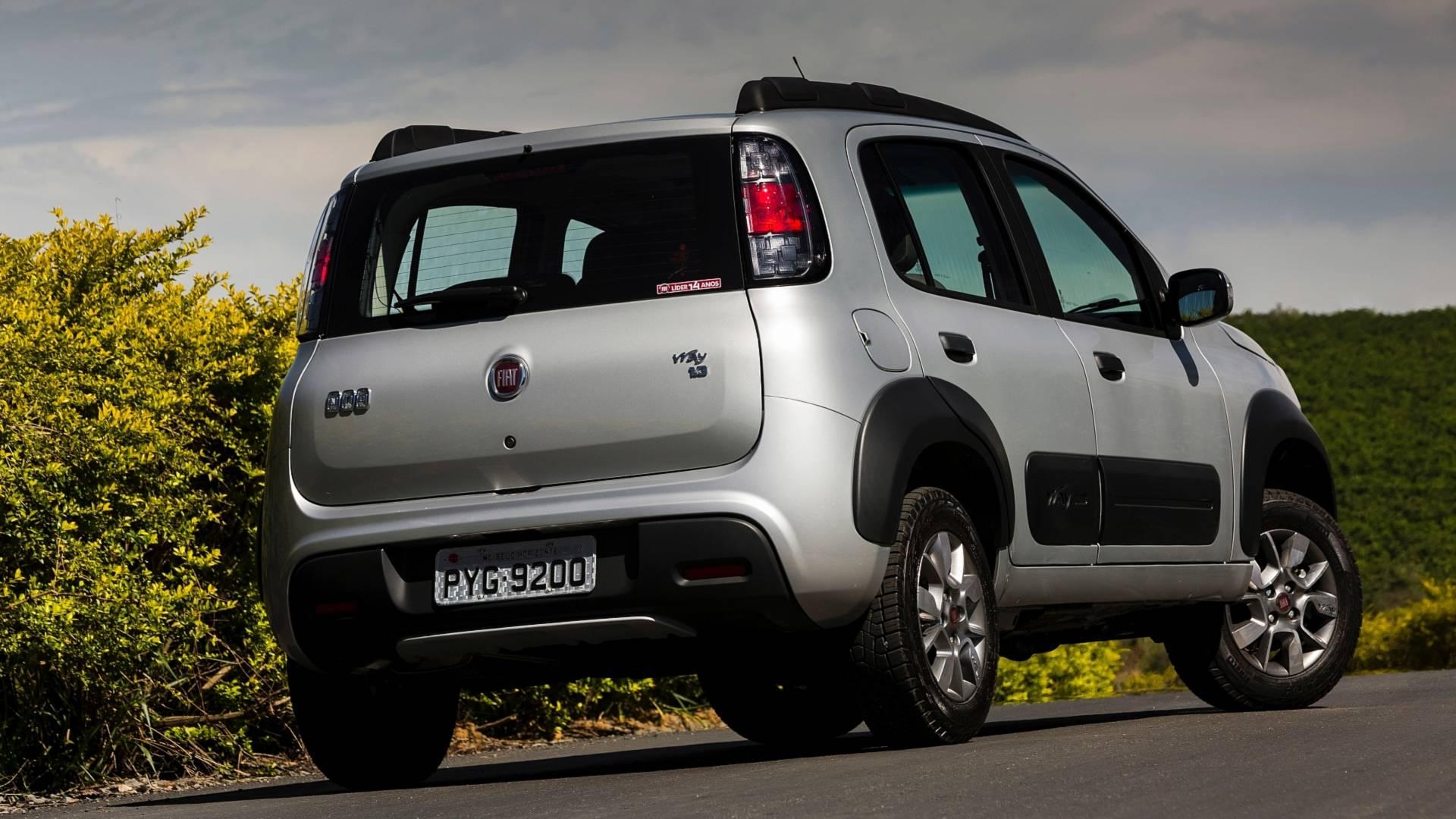 Fiat Uno 2020 Fica Mais Barato Com Precos A Partir De R 44 190