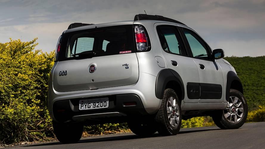Recall: Fiat convoca 138 mil unidades de Uno, Palio, Siena e outros