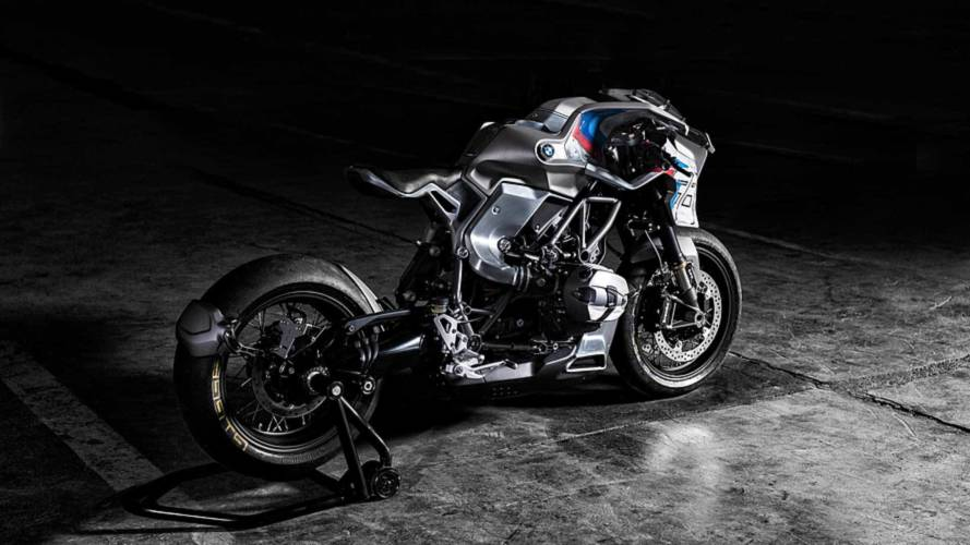 Tin Man's R nineT Giggerl is Blade Runner meets Beemer